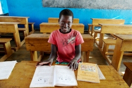 Building Schools to Combat Illiteracy Among Youths and Adults