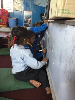 Two Years Later: Model Classrooms in Rural Nepal